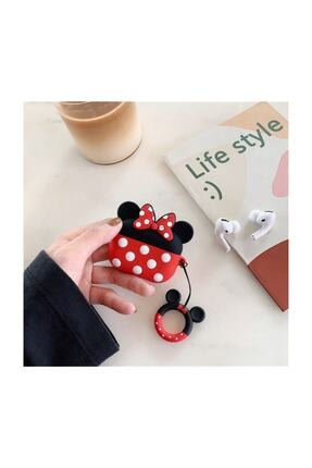 Miyosa Apple Airpods Pro Kılıfı Minnie Mouse 0