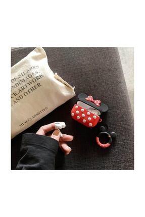 Miyosa Apple Airpods Pro Kılıfı Minnie Mouse 1