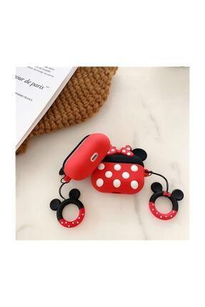 Miyosa Apple Airpods Pro Kılıfı Minnie Mouse 2
