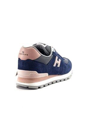 Hammer Jack Kadın Koyu Indigo Spor Ayakkabı 2