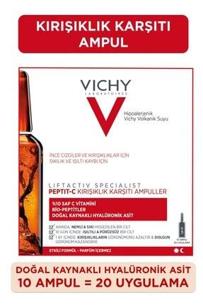 Vichy Liftactiv Peptit-C Kırışıklık Karşıtı Ampul %10 Saf C Vitamini ve Peptitler  30162990 0