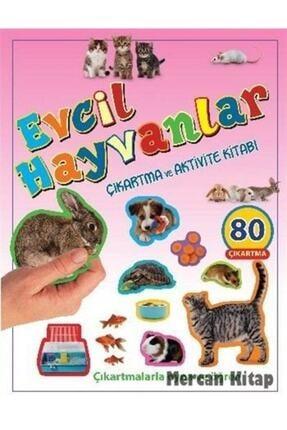 Parıltı Yayıncılık Evcil Hayvanlar Çıkartma Ve Aktivite Kitabı 0