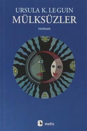Metis Yayıncılık Mülksüzler Ursula K. Le Guin 0