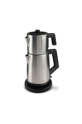 GoldMaster Incedem Çelik Çay Makinesi Ve Su Isıtıcı In-6306 Inox 0