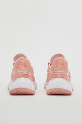 Muggo Unisex  Pembe Sneaker Ayakkabı 2