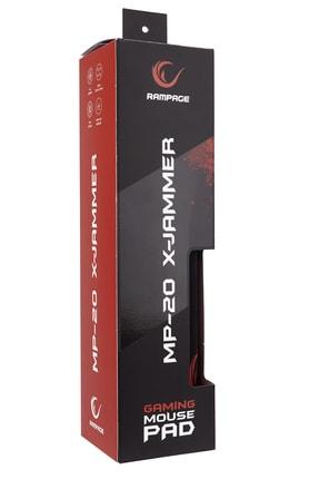 Rampage Mp-20 X-jammer Büyük Boy 300x700x3mm Profesyonel Gaming Oyuncu Mouse Pad 4