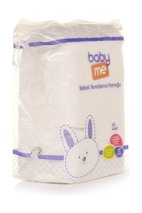 Baby Me Bebek Temizleme Pamuğu 60 Adet Bae-20017 1