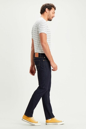 Levi's 511 Slım Dark Hollow Local Erkek Jeans 1