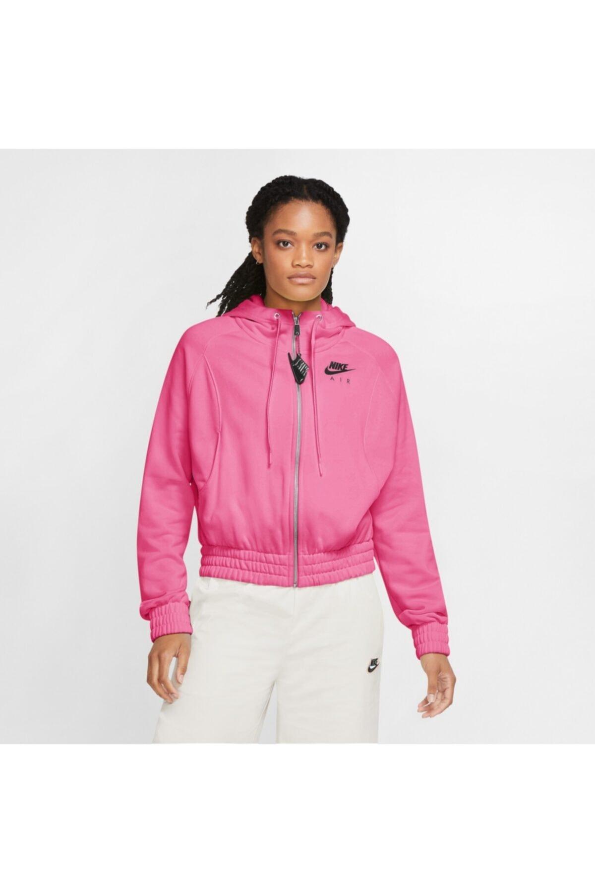 Sportswear Air Kadın Pembe Sweatshirt Cu5442-684