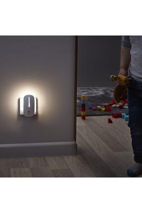 CABU Led Gece Lambası Hareket Sensörlü Ve Işık Sensörlü 3