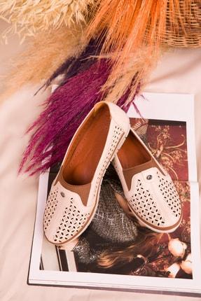 Soho Exclusive Bej Kadın Casual Ayakkabı 16018 2