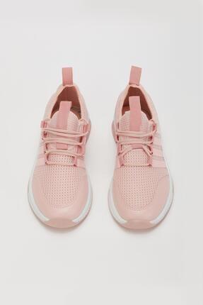Muggo UnisexPudra Lastik Sneaker Mgforce01 2