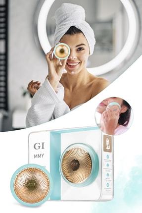 Xolo Gi Mask Ultrasonik Maske Uygulama Cihazı Işık Terapi Akıllı Peeling Mavi Yüz Maske Masaj Cihazı 0