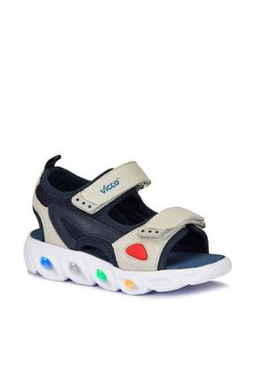 Vicco Roy Erkek Çocuk Lacivert Sandalet 0