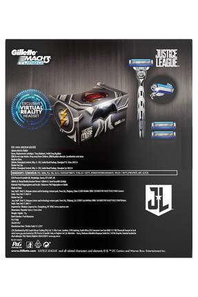 Gillette Mach3 Turbo Tıraş Makinesi + 2'Li Tıraş Bıçağı 2