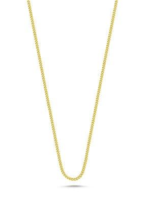 Aypa Mücevher Kadın Sarı Altın Kolye IS00003-60 0