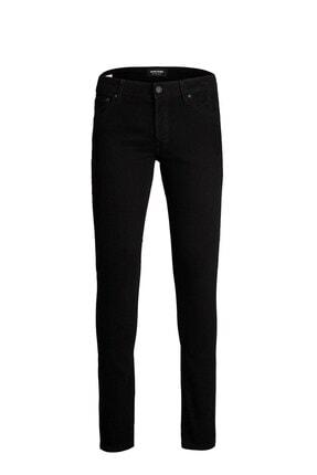 Jack & Jones Jeans Intellıgence Erkek Jean Pantolon Black Denim 0