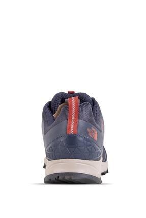 The North Face Litewave Fastpack Iı Wp Erkek Lacıvert/kırmızı Outdoor Ayakkabı (Nf0a4pf3h551ss-88) 2