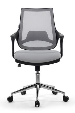 Seduna Skagen Metal Ayaklı Çalışma Koltuğu Ofis Sandalyesi 1