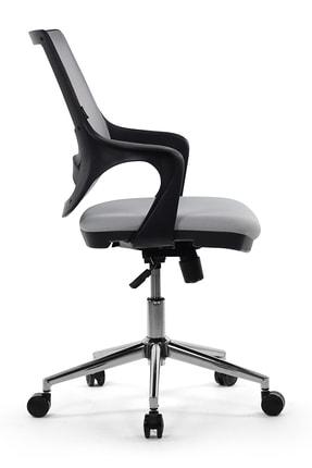 Seduna Skagen Metal Ayaklı Çalışma Koltuğu Ofis Sandalyesi 2