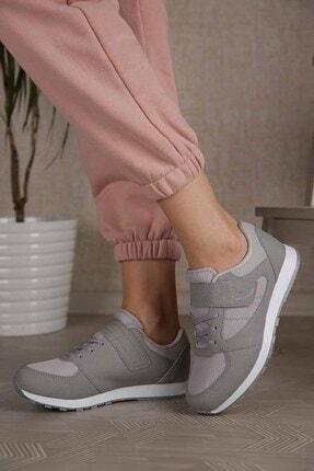 Ccway Kadın Cırtlı Spor Ayakkabı 1
