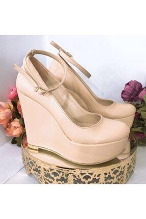 Dolgu Topuk Ayakkabı Ns131