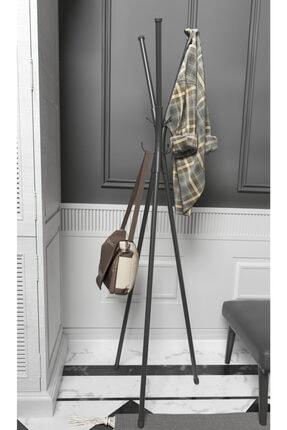 morpanda Metal Ayaklı Askılık Elbise Askısı Portmanto Askılık 0