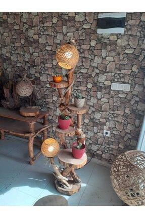 Ağaç lambader-2