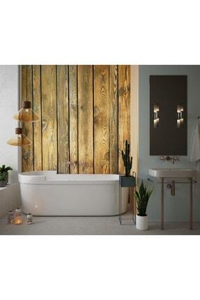 Kolhis 100cmx300cm Premium Suya Dayanıklı Banyo Duvar Zemin Kaplama Yapışkanlı Folyo 0