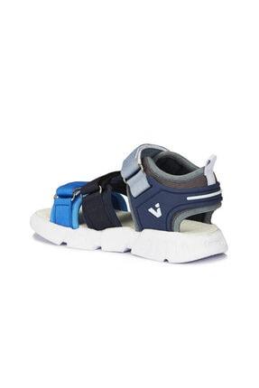 Vicco Gorbi Erkek Bebe Kot Sandalet 2
