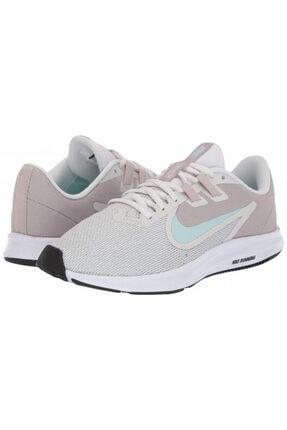 Nike Kadın Bej Koşu Ayakkabısı 4