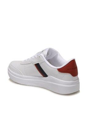 US Polo Assn BERKELEY WMN Beyaz Kadın Sneaker Ayakkabı 100604573 2