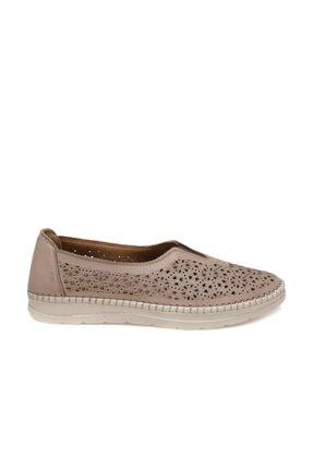 Polaris 103214.Z1FX Vizon Kadın Klasik Ayakkabı 101000814 1