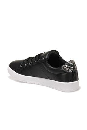 Lumberjack KAMILLA 1FX Siyah Kadın Havuz Taban Sneaker 100911272 2