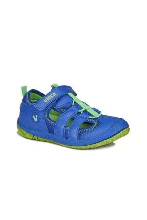 Vicco Sunny Erkek Bebe Saks Mavi Spor Ayakkabı 0