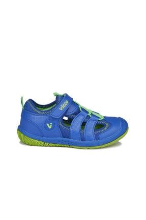 Vicco Sunny Erkek Bebe Saks Mavi Spor Ayakkabı 1