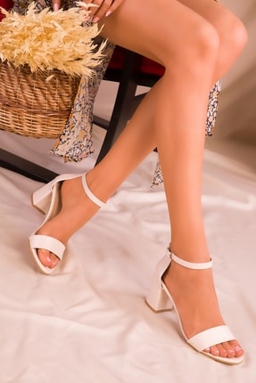 Soho Exclusive Ten Kadın Klasik Topuklu Ayakkabı 16028 0