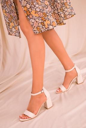 Soho Exclusive Ten Kadın Klasik Topuklu Ayakkabı 16028 1