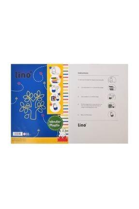 Lino Küçülen Kağıt Mat 20x25 Cm / 0