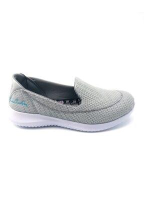 Pierre Cardin Kadın Gri Spor Ayakkabı 1