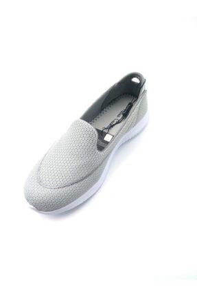 Pierre Cardin Kadın Gri Spor Ayakkabı 3