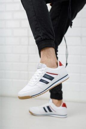 Moda Frato Erkek Beyaz  Sneaker Xstreet 655 3