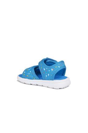 Vicco Limbo Erkek Bebe Mavi Sandalet 2