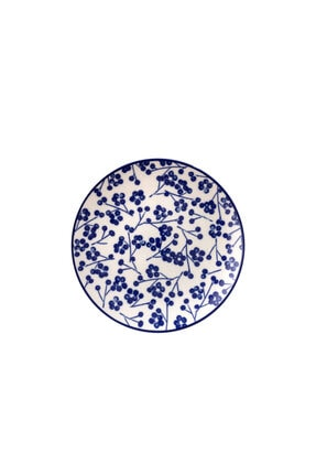 Madame Coco Rêve Bleu Ange Pasta Tabağı - Mavi 2