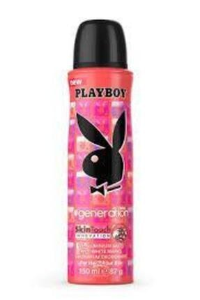 Playboy Generation Kadın 150 ml Deodorant 0