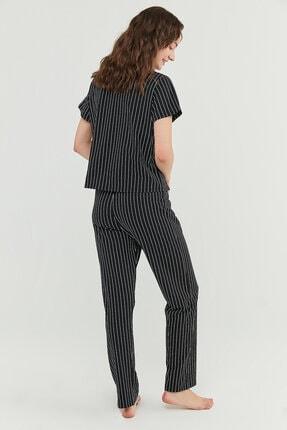 Penti Siyah Pijama Takımı 4