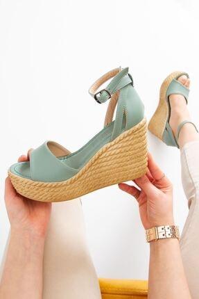 derithy Dolgu Topuklu Ayakkabı 3