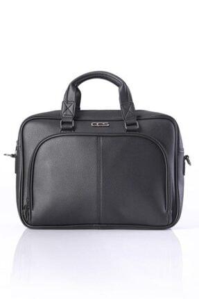 تصویر از 15.6 Inc Omuz Askılı Siyah Laptop Evrak Çantası 71379