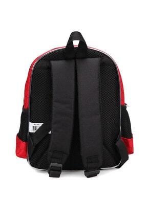 Spiderman 89351 Kırmızı Siyah Erkek Çocuk Okul Çantası 100289865 1