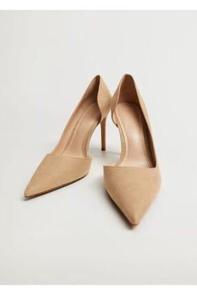 Mango Asimetrik Stiletto Ayakkabı 0